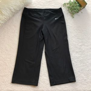 NikDri Fit Yoga Capri Pants